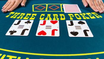 Üç Kart Poker