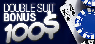 Double Suit Bonus - $100