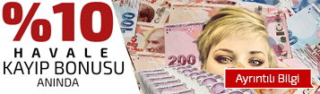 %50 Kombine KAYIP Bonusu