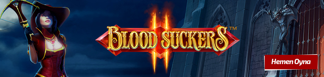 Casino Game - Blood Suckers 2