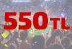300TL Hoşgeldiniz Bonusu